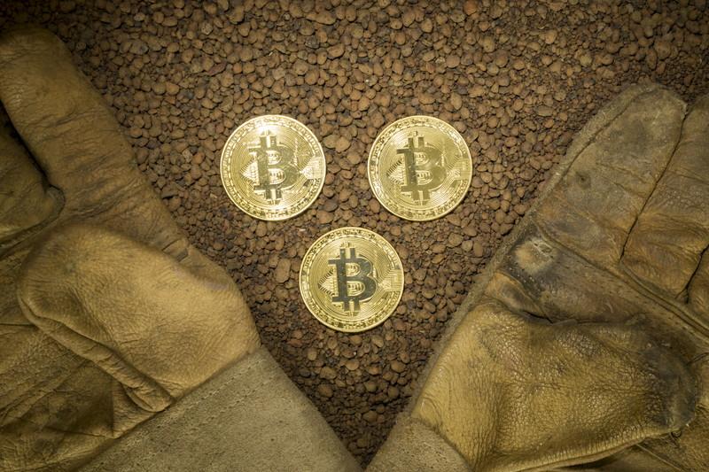 ビットコインを発掘
